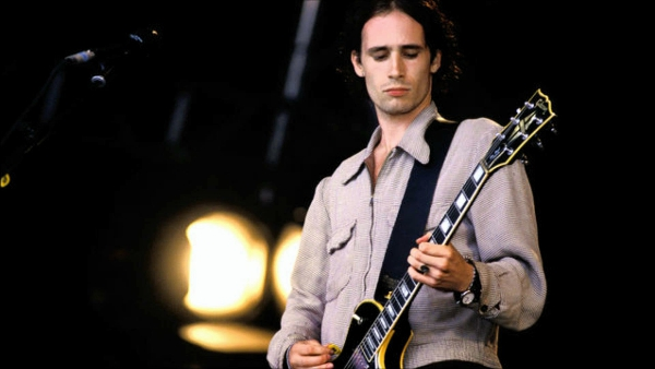 Jeff Buckley《Hallelujah》:once upon a time……