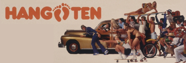 HANG TEN since 1960s