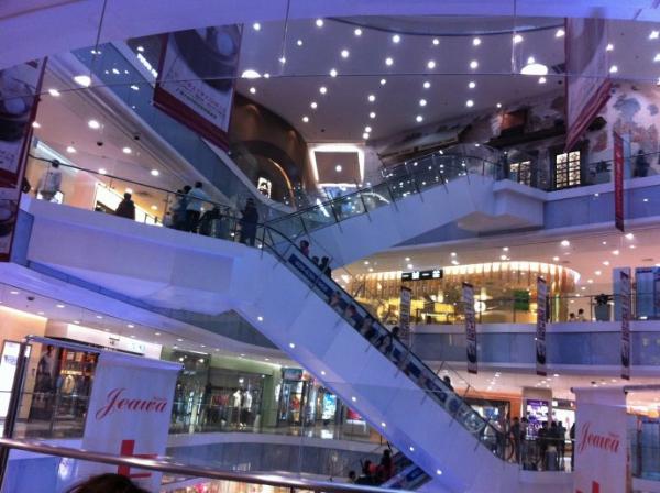 上海虹口足球場龍之夢購物中心