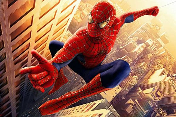 蜘蛛人是頗受歡迎的主角之一