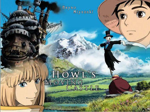 《霍爾的移動城堡》宮崎駿的魔法世界