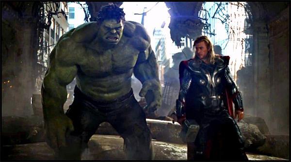 《雷神索爾3:諸神黃昏》一路歡樂惡搞的英雄完結篇 超級英雄 第2張