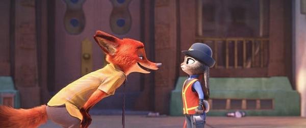 《動物方城市》由茱蒂和尼克主演