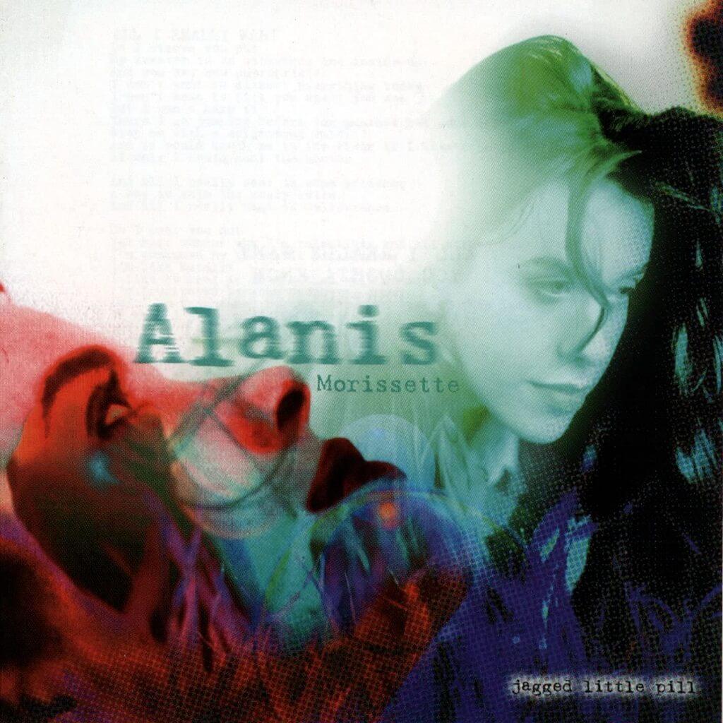 Alanis Morissette《Jagged Little Pill》:高中開始第一張西洋音樂專輯,CD很貴,回憶更貴 搖滾樂 第1張