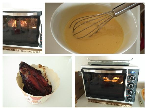 有了這個四四方方的烤箱